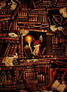 Урок 27 - The Book (by Culpeo-Fox)