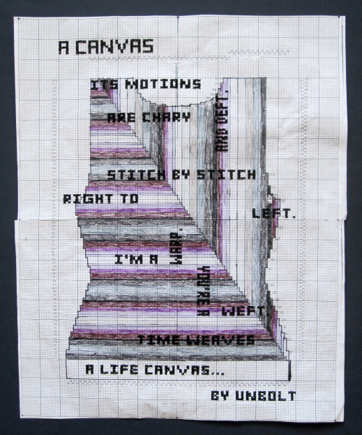 a canvas s